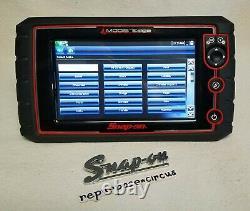 Snap-on EEMS341 MODIS EDGE Scanner Diagnostics Version 20.2 EURO US ASIAN