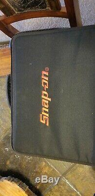 Snap-on Solus Edge Like New Scanner 19.4 Version 19.4.2 Euro Asian Dom Eesc320