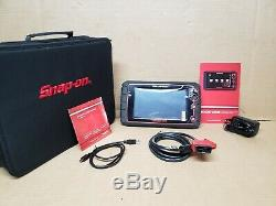 Snap-on Solus Edge Scanner Newest Version Euro Asian Dom Eesc320