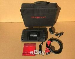 Snap-on Solus Edge Touch Scanner 19.4 2019 Newest Version Euro Asian Dom Eesc320
