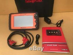 Snap-on Solus Edge Touch Scanner 2019 Newest Version Euro Asian Dom Eesc320