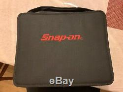 Snap-on Solus Edge Touch Scanner 2019 Version 19.2.1 Euro Asian Dom Eesc320