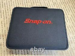 Snap-on Solus Ultra 20.2 Rare Diagnostic Automotive Scanner Eesc318 Euro Asian