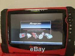 Snap-on Verus Pro D10 Wireless Scanner EEMS327
