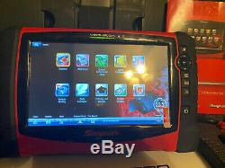 SnapOn Verus Pro D10 Diagnostic Scan Tool EEMS327 Scanner Snap On 20.2.2 20.2 20