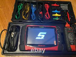 SnapOn Verus Pro D10 Diagnostic Scan Tool EEMS327 Scanner Snap On 20.2 20.4 EURO