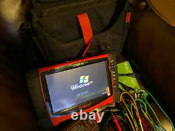 SnapOn Verus Pro D10 SSD Diagnostic Scan Tool EEMS327 Scanner Snap On 21.2 2021