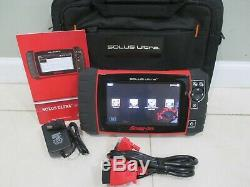 Snapon Solus Ultra Diagnostic Full Function Scanner Dom, Asain, Euro 19.2