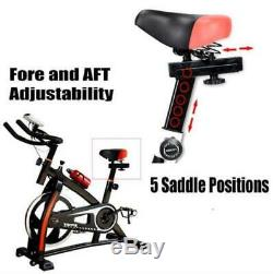 Sports Adjustable GYM Bike Indoor Exercise Bike Training Home Fitness Workout