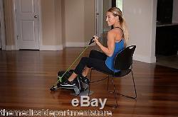 Stamina InMotion -COMPACT ELLIPTICAL- trainer mini cardio exercise strider bike