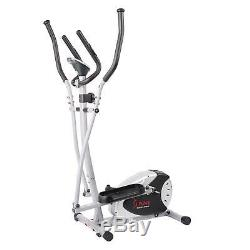 Sunny Health And Fitness Magnetic Elliptical Bike 28L x 17W x 57H