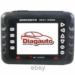 Universal motorcycle scanner tool MST-3000 multi Brands motorcycle Diagnostic