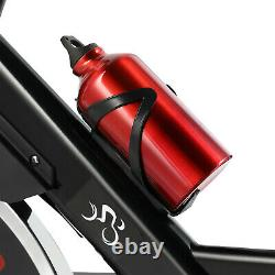 Upright Exercise Bikes Cycling Bicycle With Stationary Handle Indoor Adjustable