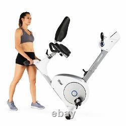Velocity Dual Motion Recumbent Exercise Bike