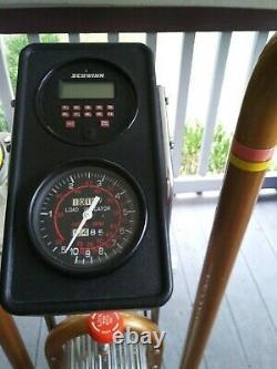 Vintage Schwinn Air-Dyne Dual Action Stationary Exercise Bike Air-Dyne