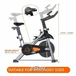 YOSUDA Stationary Exercise Bike Bicycle Cycling Fitness Cardio Workout Indoor